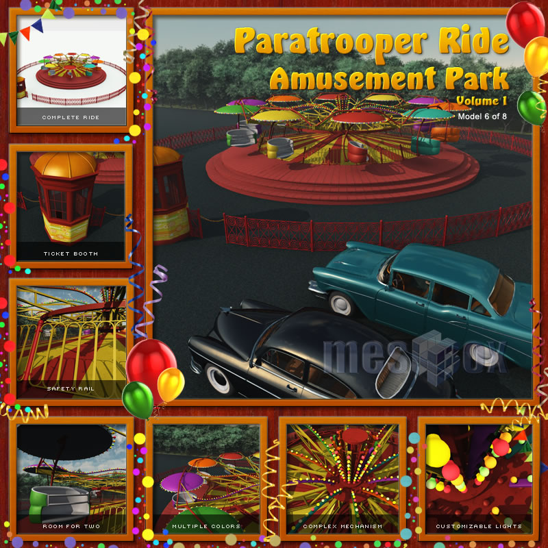 Paratrooper Ride