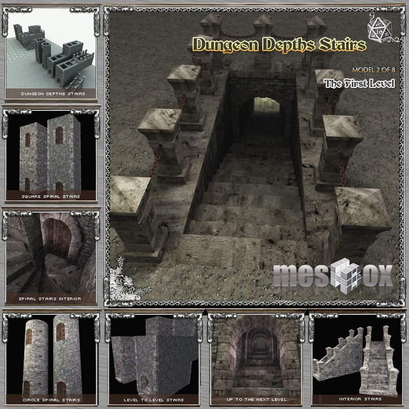 Dungeon Stairs