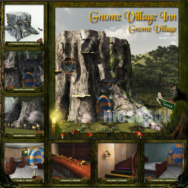 Gnome Village Inn