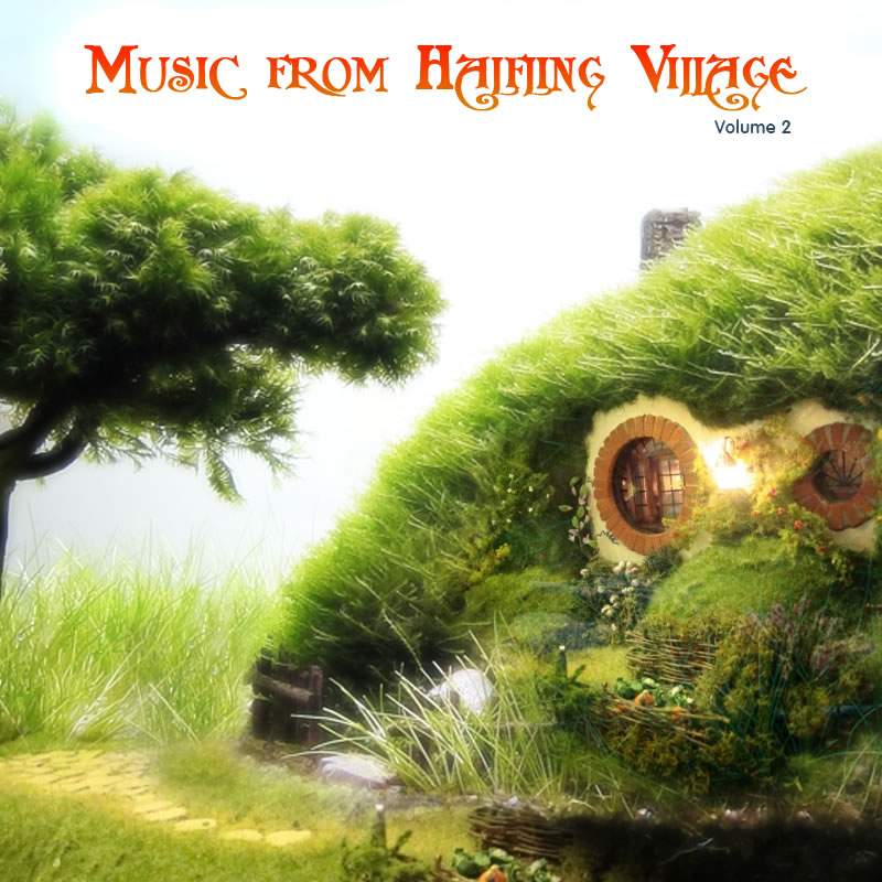 Music from Halfling Village Volume 2 Collection