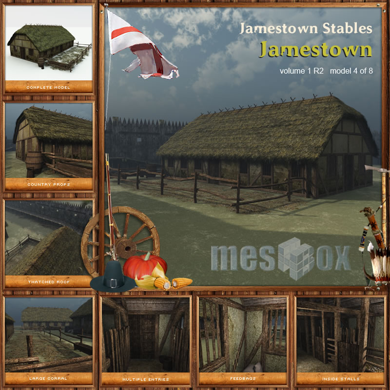 Jamestown Stables