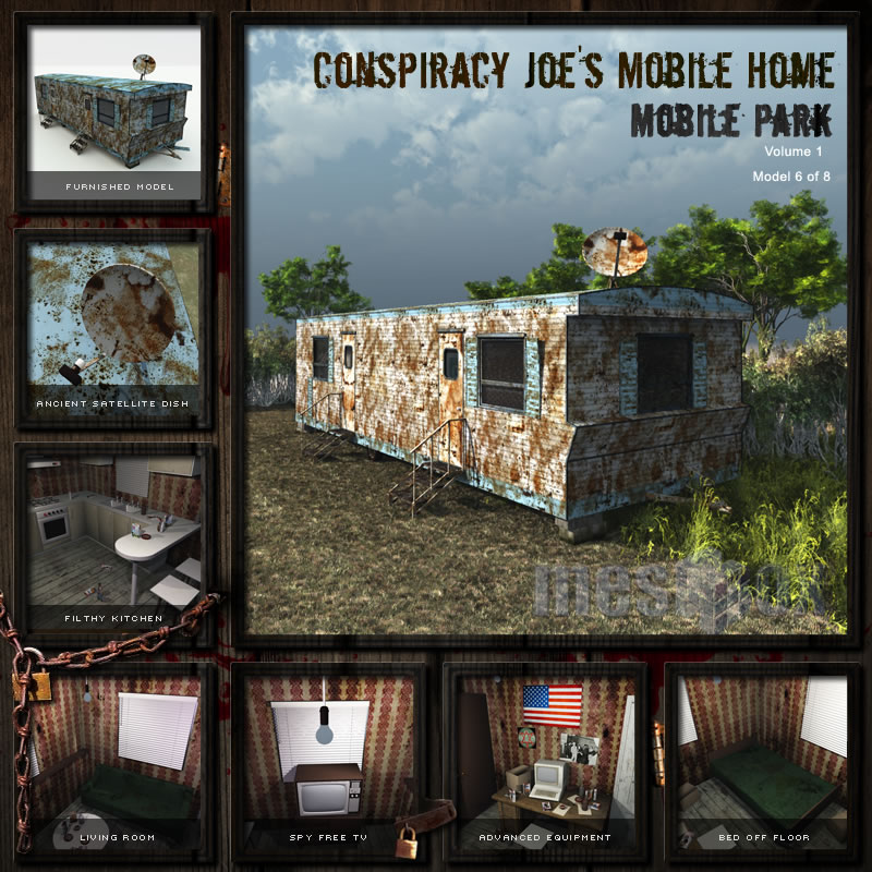 Conspiracy Joe's Trailer