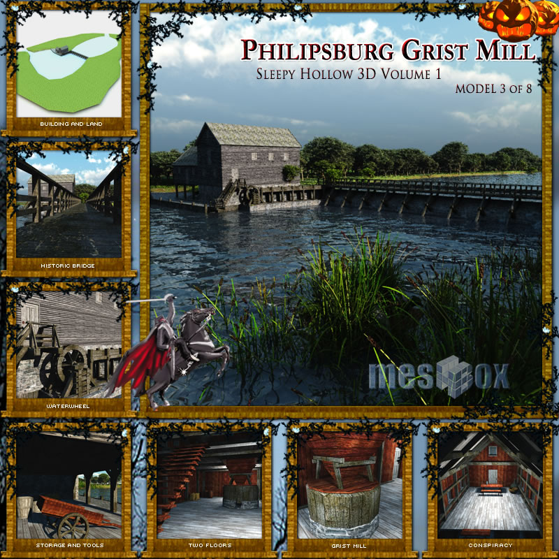 Philipsburg Grist Mill