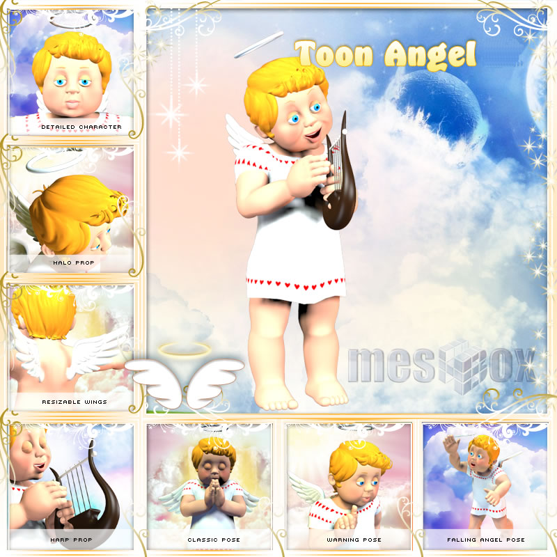 Toon Angel