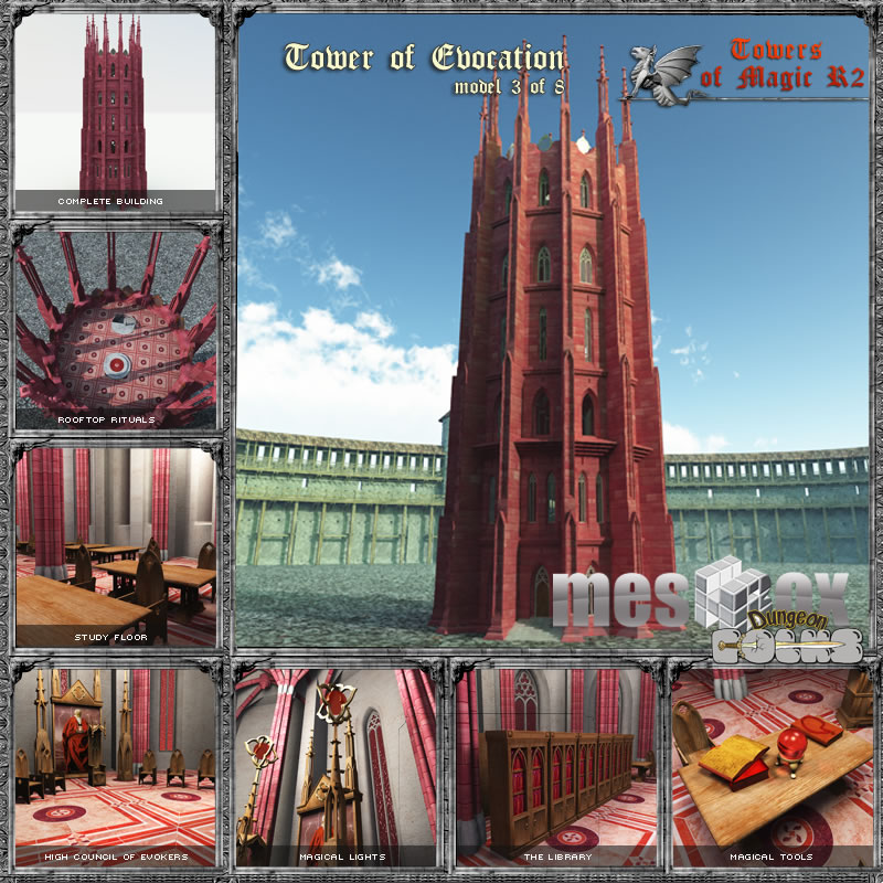 Tower of Evocation R2
