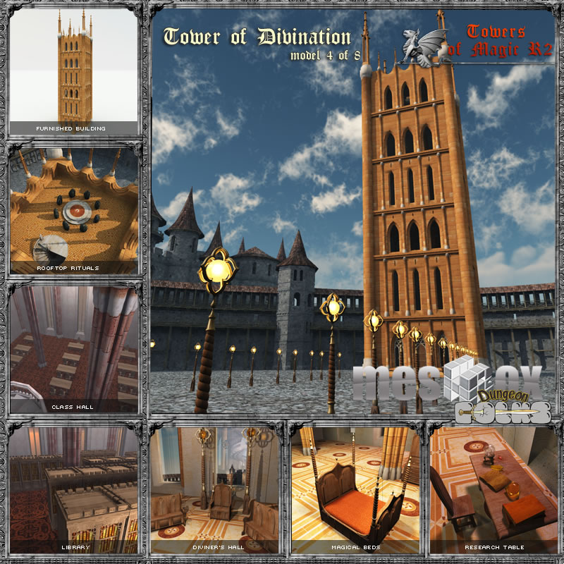 Tower of Divination R2