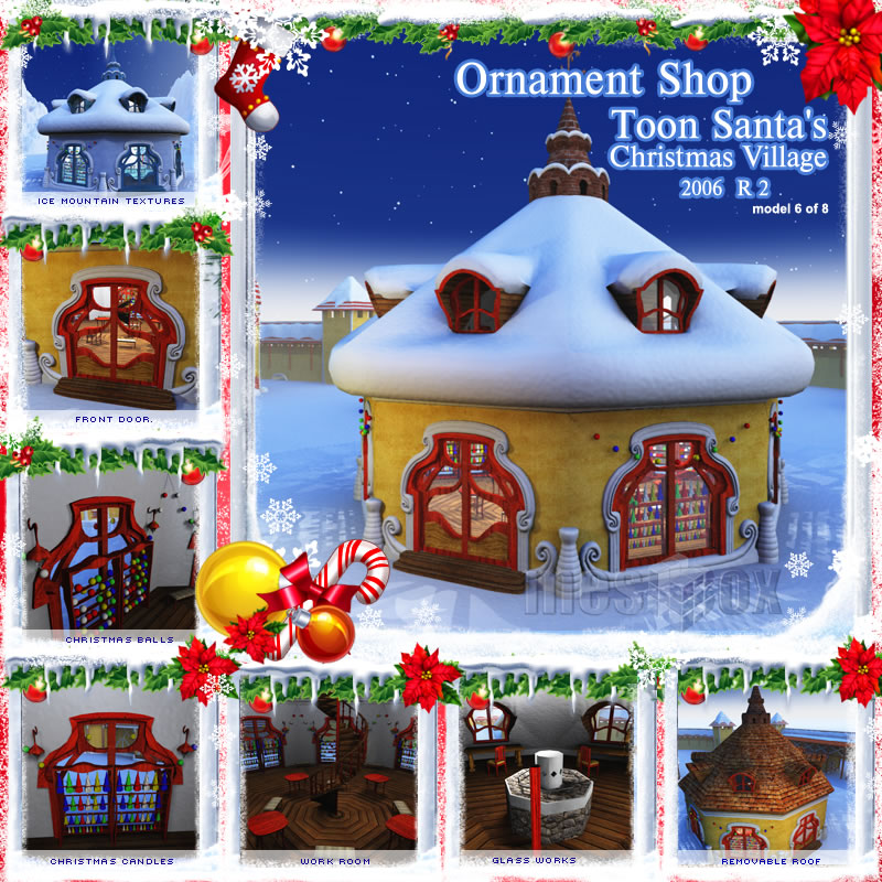 Ornament Shop