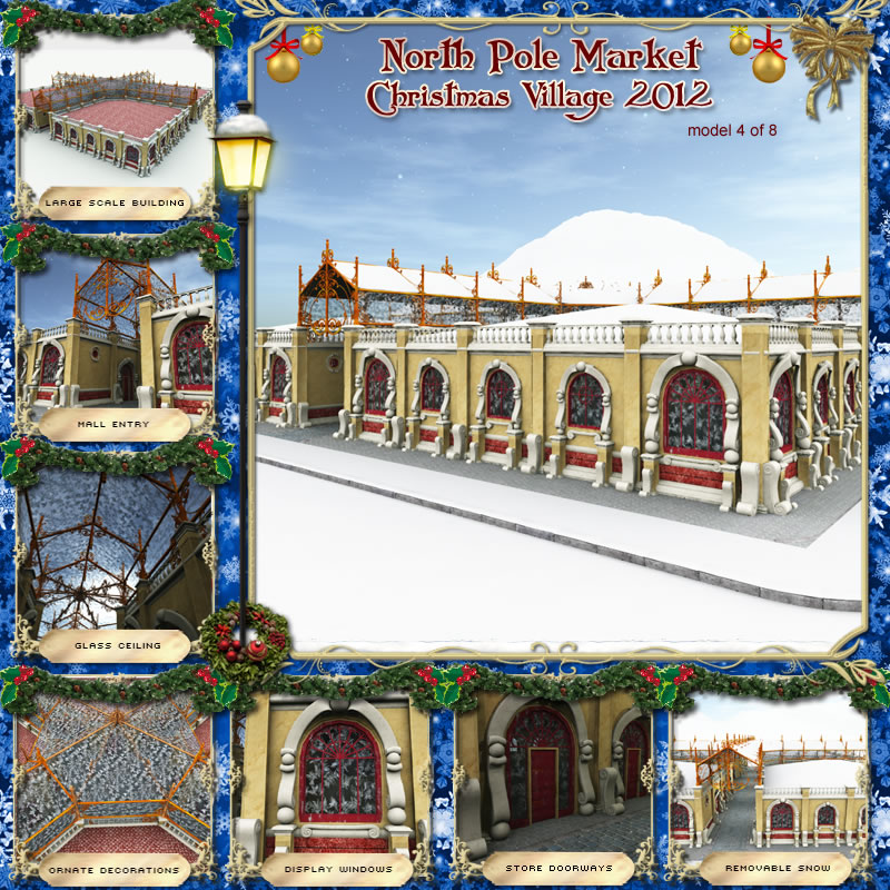 North Pole Market