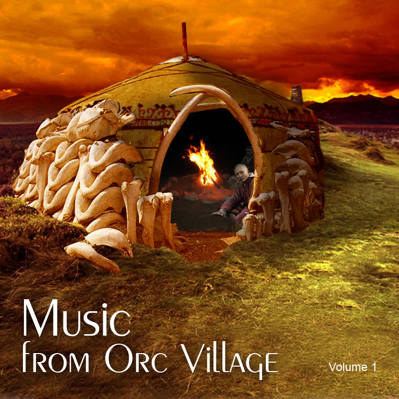 Music from Orc Village Volume 1 Collection
