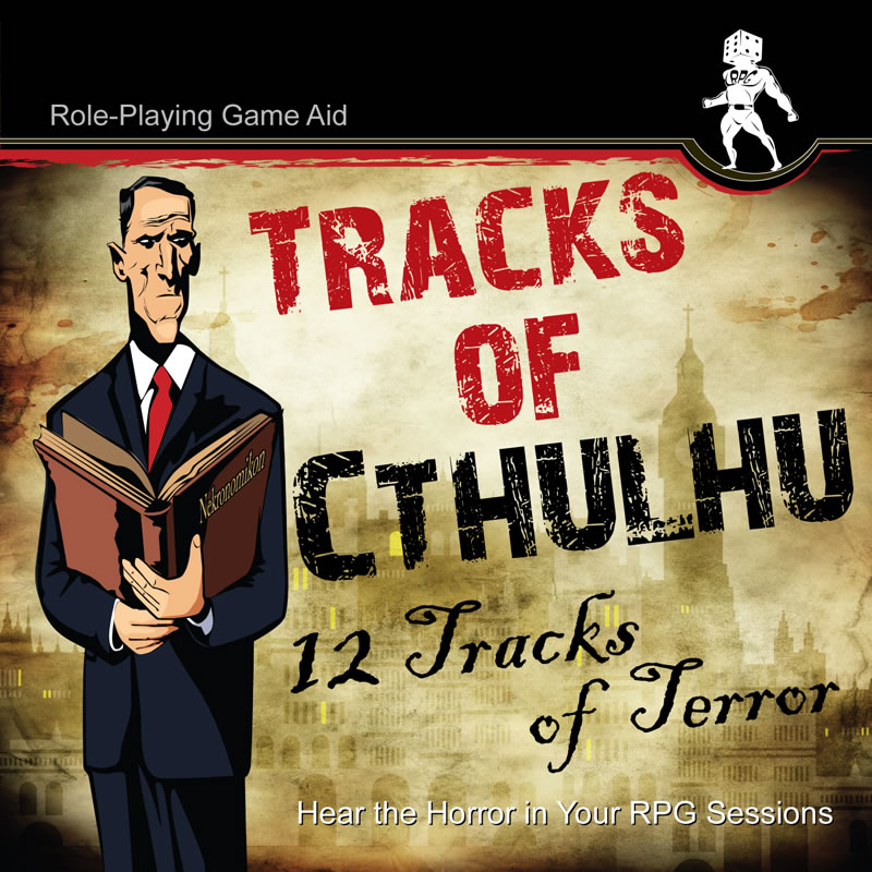 Tracks of Cthulhu Volume 1