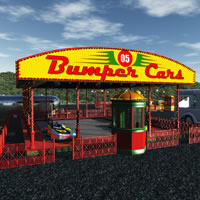 Bumper Cars Ride