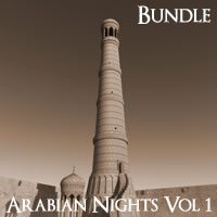 Arabian Nights Volume 1 R2