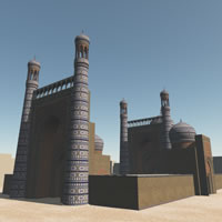 Medieval Mosque
