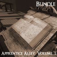 Apprentice Alley Volume 1 R2 Complete Edition