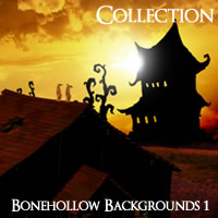 Bonehollow Backgrounds Volume 1