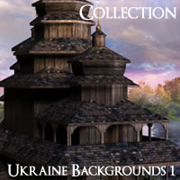 Ukraine Backgrounds Volume 1