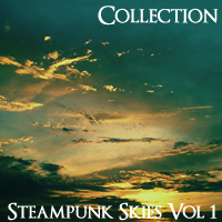 Steampunk Skies Volume 1