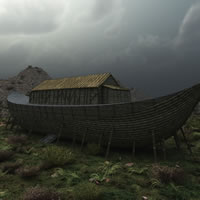 Noah&#039;s Ark 3D