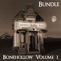 Bonehollow Volume 1 R2 Complete Edition