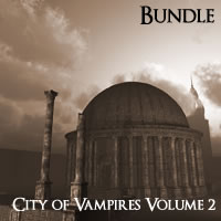 City of Vampires Volume 2