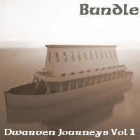 Dwarven Journeys Volume 1