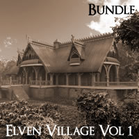 Elven Village Volume 1
