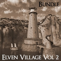 Elven Village Volume 2