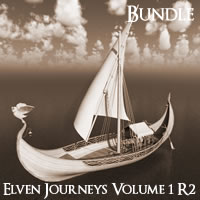 Elven Journeys Volume 1 R2