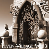 Elven Village Volume 3