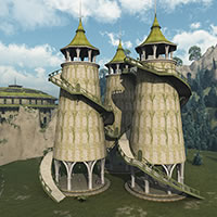 Elven Grain Tower