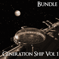 Generation Ship Volume 1 R2