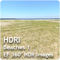 HDRI Beach 01