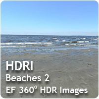 HDRI Beach 02
