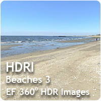 HDRI Beach 03