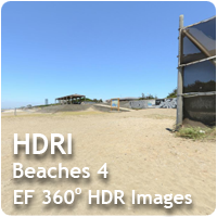HDRI Beach 04