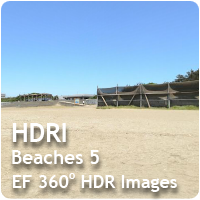 HDRI Beach 05