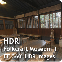 HDRI Folkcraft Museum 01