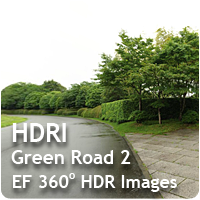 HDRI Green Road 02