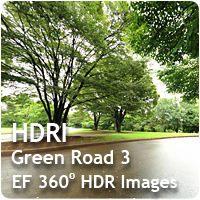 HDRI Green Road 03