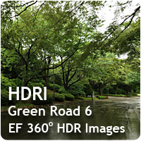 HDRI Green Road 06