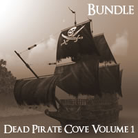 Dead Pirate Cove Volume 1