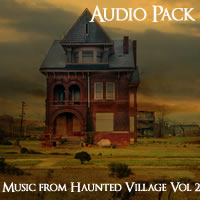 Music from Haunted Village Volume 2