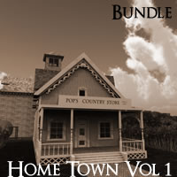 Home Town Volume 1