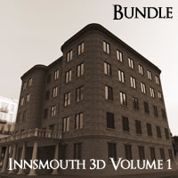 Innsmouth 3D Volume 1 Complete Edition