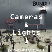 Innsmouth Volume 1 R2 Cameras and Lights Pack 1