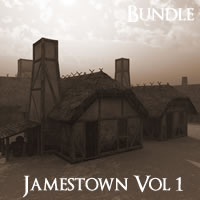 Jamestown Volume 1 R2
