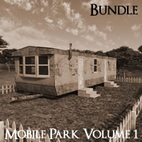 Mobile Park Volume 1 Complete Edition