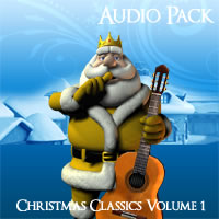 Toon Santa&#039;s Christmas Classics  Volume 1