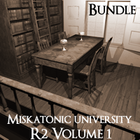 Miskatonic University Volume 1 R2