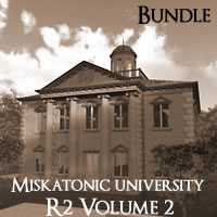 Miskatonic University Volume 2 R2